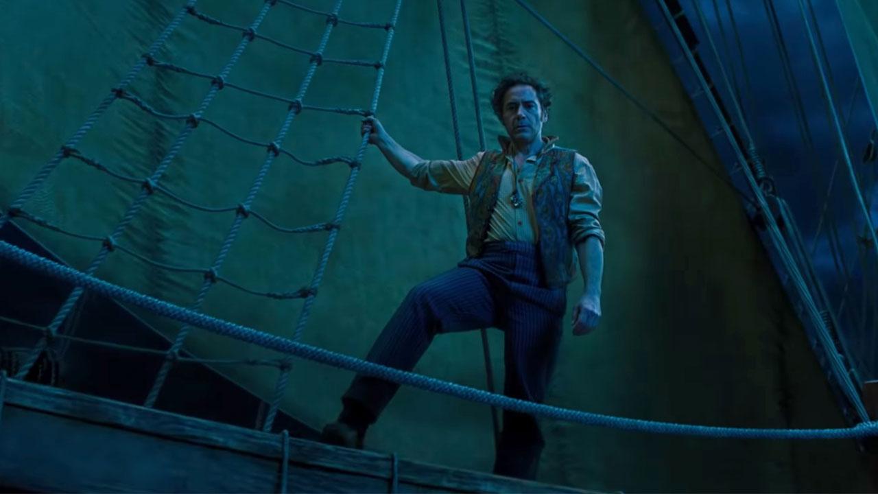 -  Dall'articolo: Dolittle, il trailer originale del film [HD].