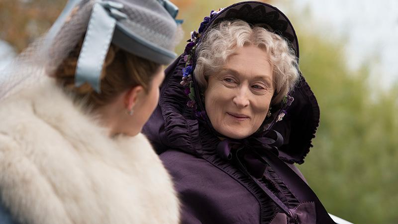 In foto una scena del film Piccole donne. -  Dall'articolo: Greta Gerwig: «Il mio Piccole Donne? Una storia d'amore tra una ragazza e il suo romanzo».