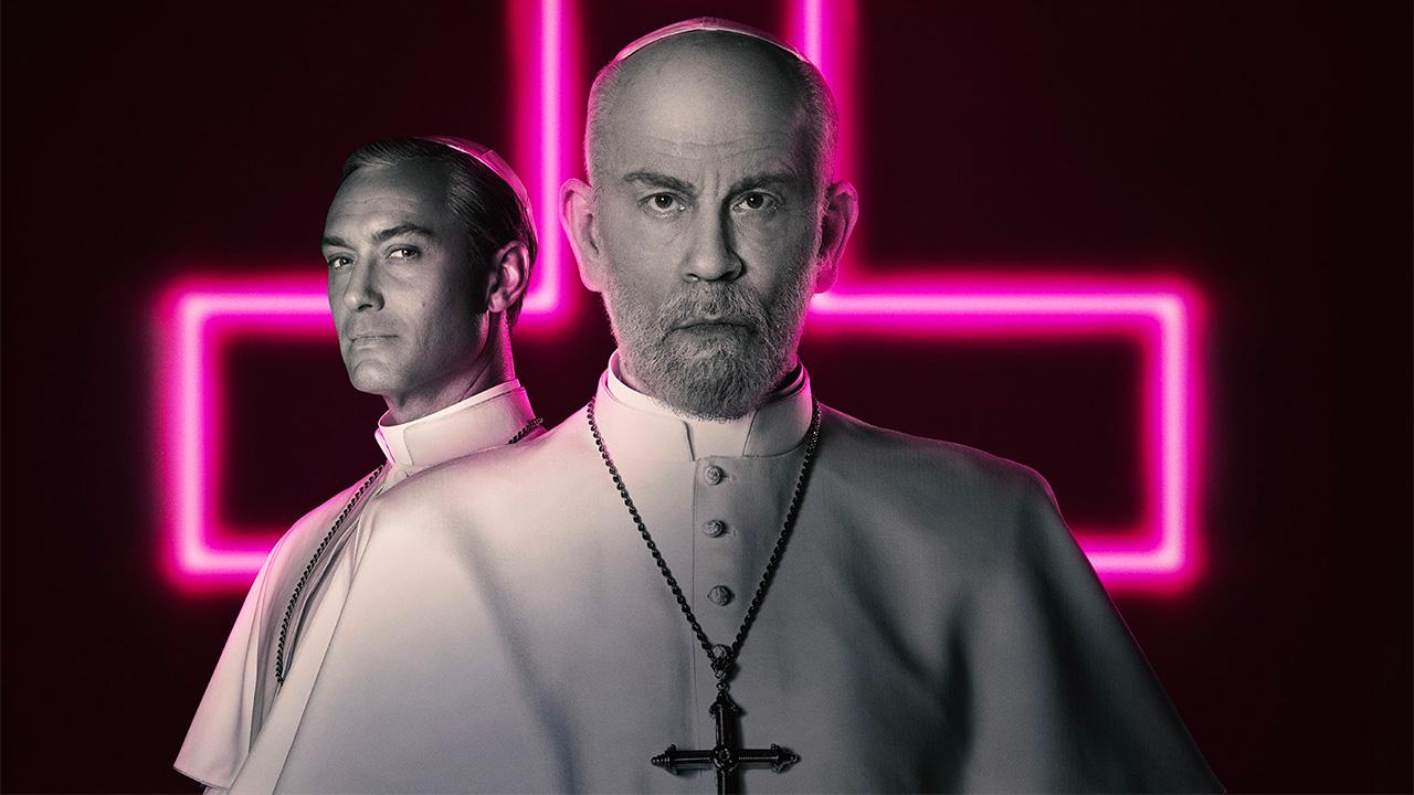 -  Dall'articolo: The New Pope, meno estetica, più sostanza, e un ottimo John Malkovich.
