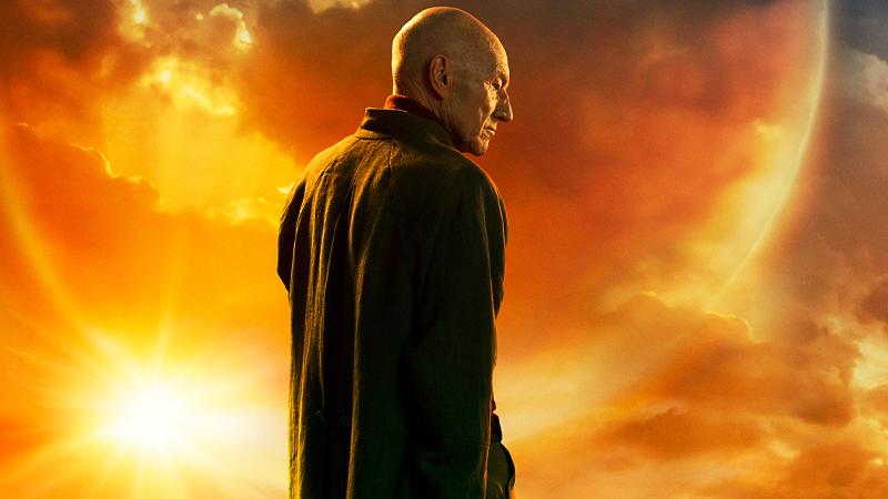 Star Trek: Picard, il capitano torna tra le stelle