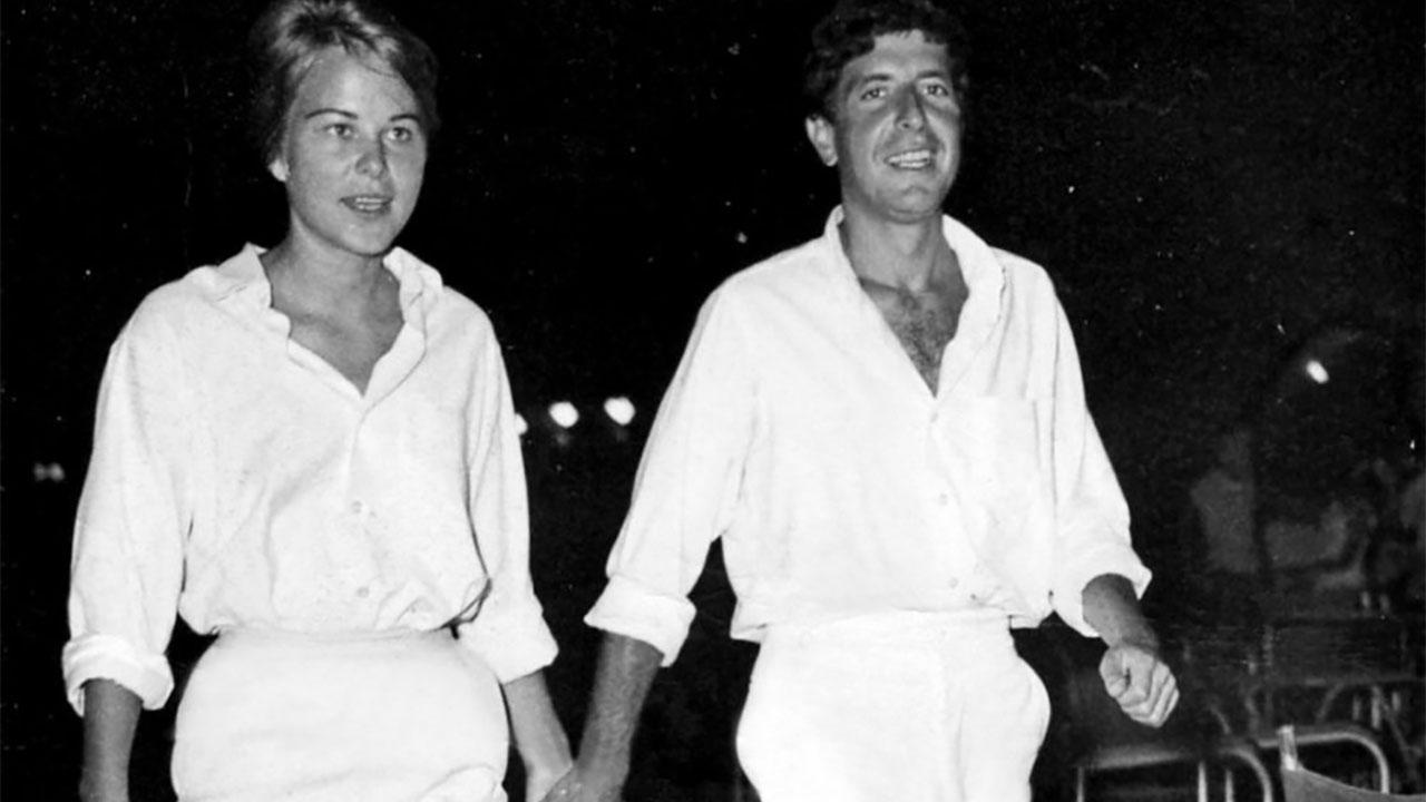 -  Dall'articolo: Marianne & Leonard - Parole d'Amore, solo il 3 e il 4 marzo al cinema.