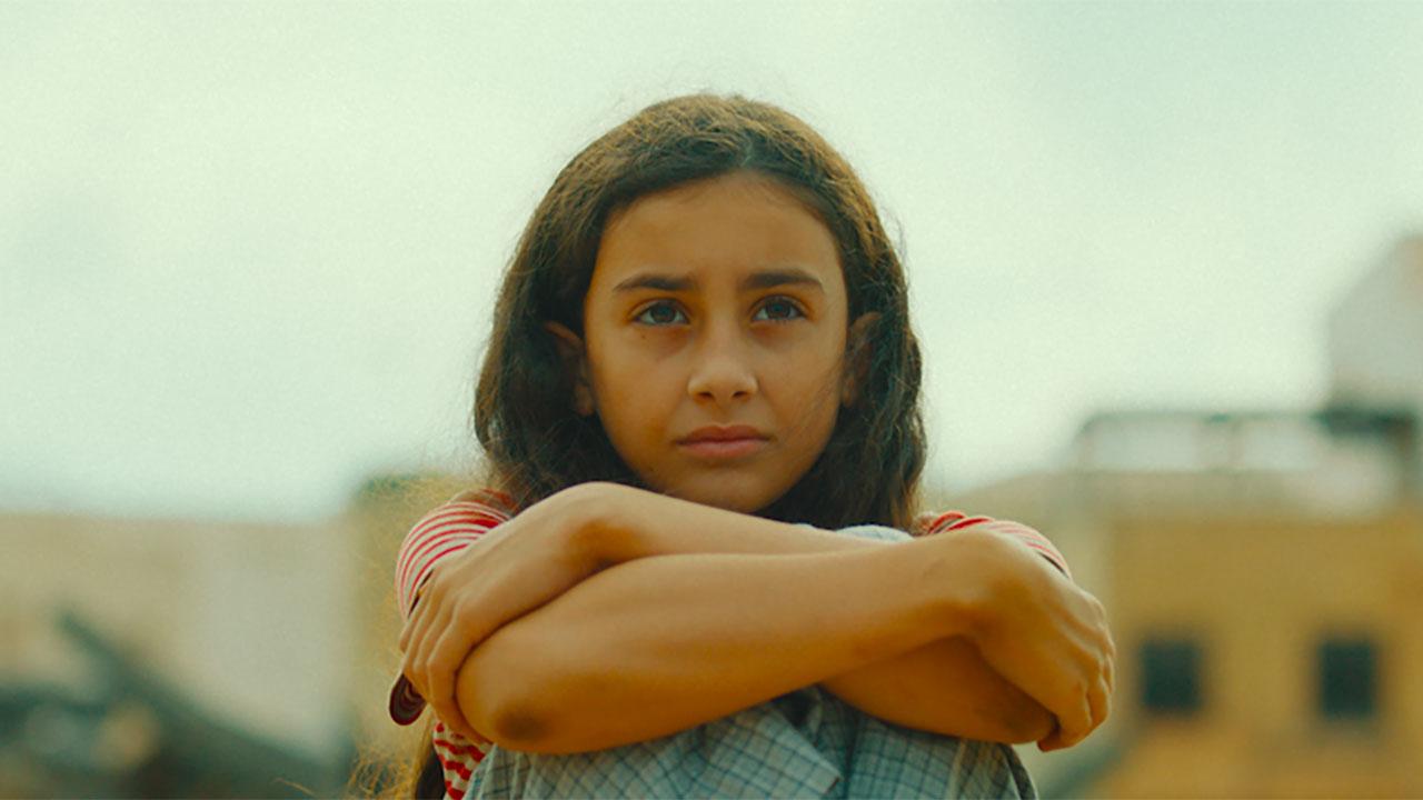 In foto Marta Castiglia Dall'articolo: Picciridda - Con i piedi nella sabbia, da giovedì 5 marzo al cinema.