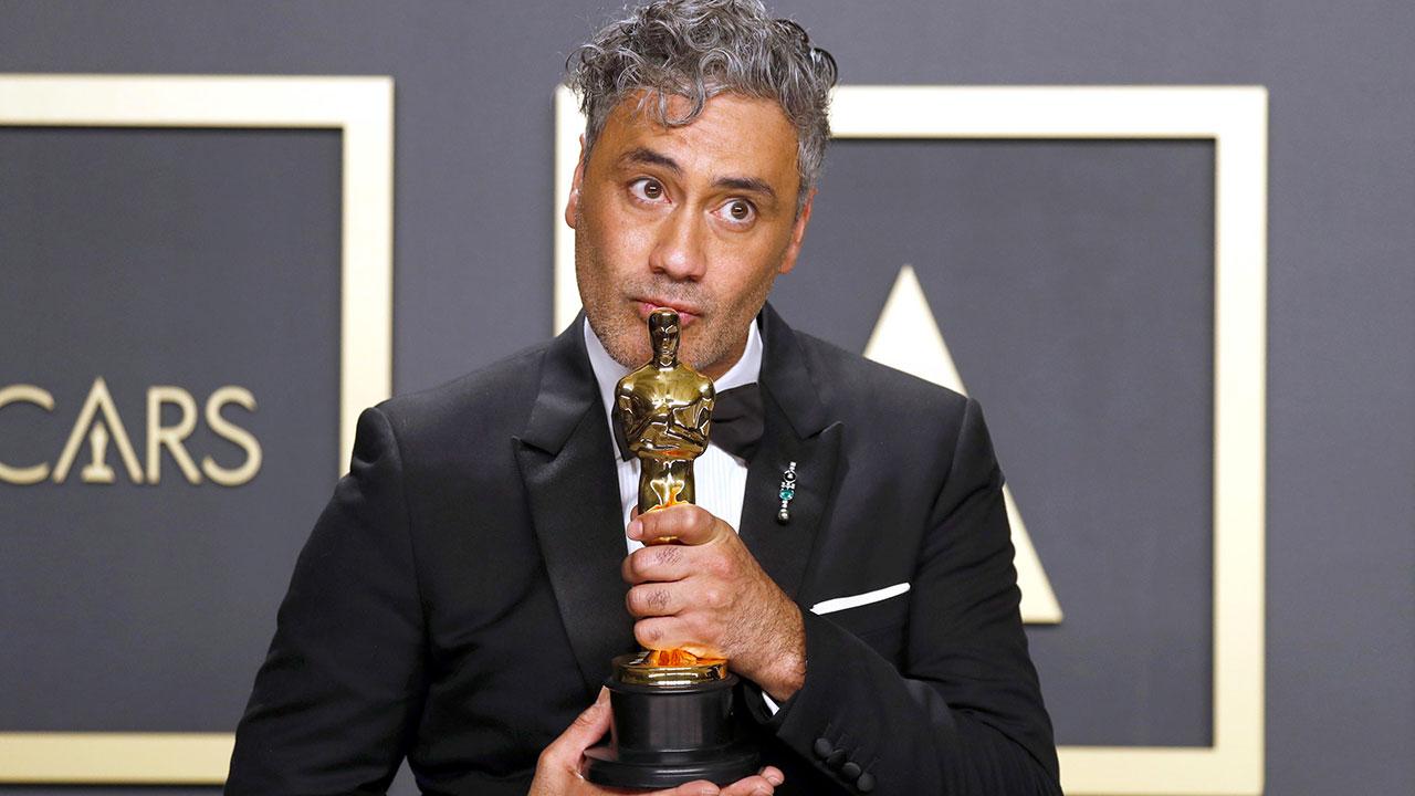 -  Dall'articolo: Taika Waititi  Miglior sceneggiatura non originale per - Jojo Rabbit Oscar 2020.