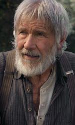In foto Harrison Ford (79 anni) Dall'articolo: Cinema al MAXXI, un festival dal mix creativo.