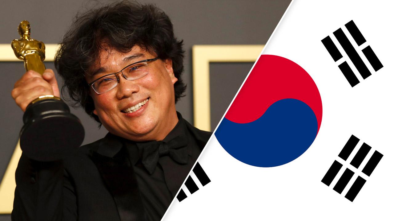 In foto Bong Joon-ho (51 anni) Dall'articolo: L'Oscar a Parasite è il trionfo di tutto il cinema sudcoreano.