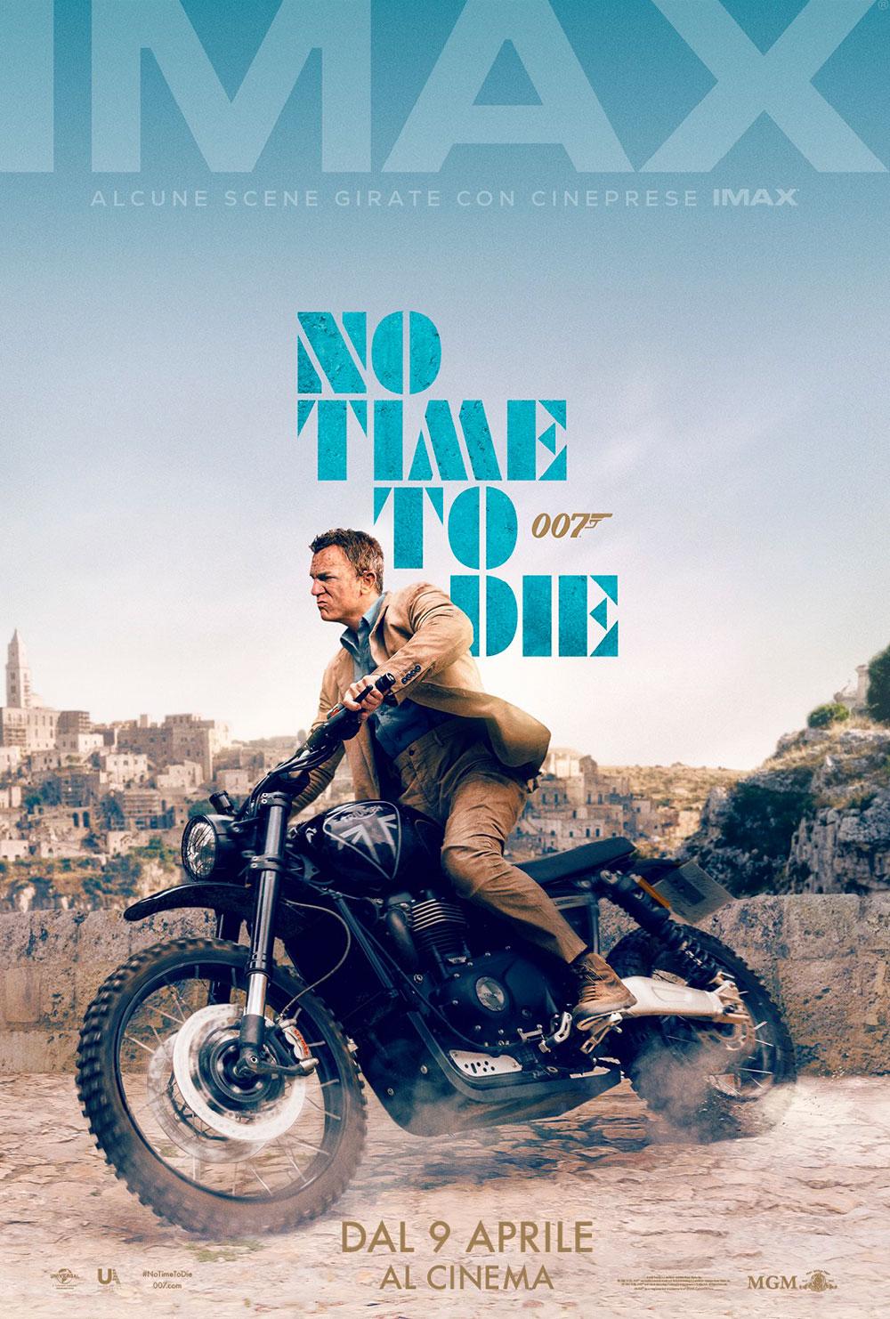 In foto Daniel Craig (52 anni) Dall'articolo: No Time To Die, il nuovo poster italiano del film.