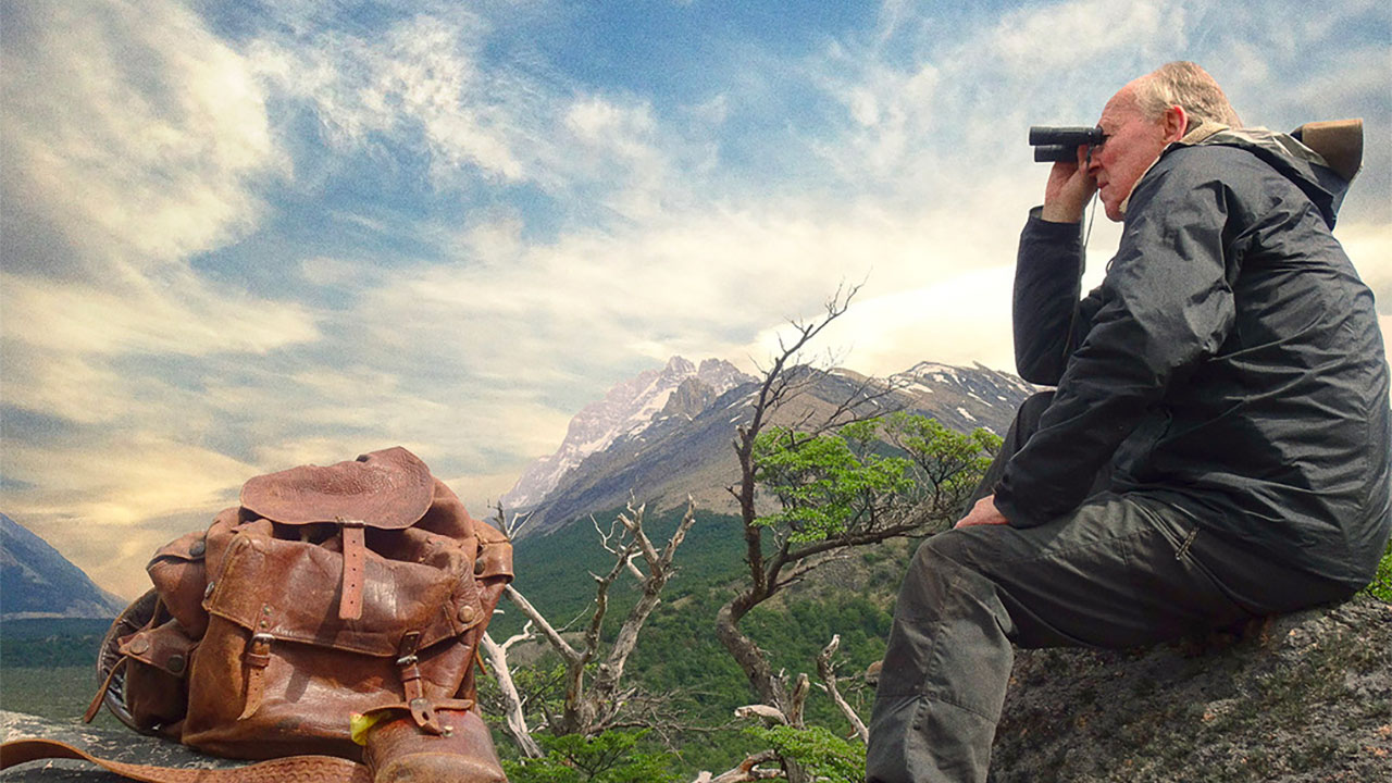 In foto Werner Herzog (79 anni) Dall'articolo: Nomad - In the Footsteps of Bruce Chatwin, il trailer e il poster originali del film [HD].