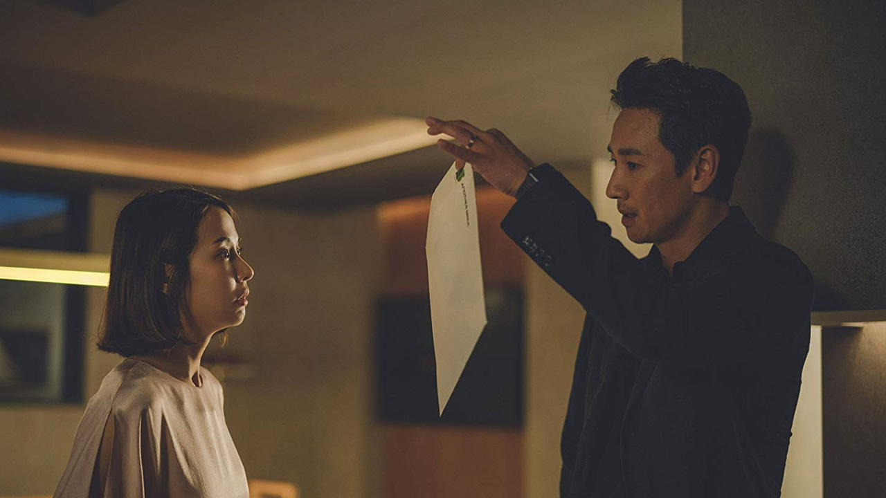 In foto Yeo-jeong Jo (39 anni) Dall'articolo: Parasite sta per diventare uno dei maggiori incassi di sempre per un film straniero negli USA.