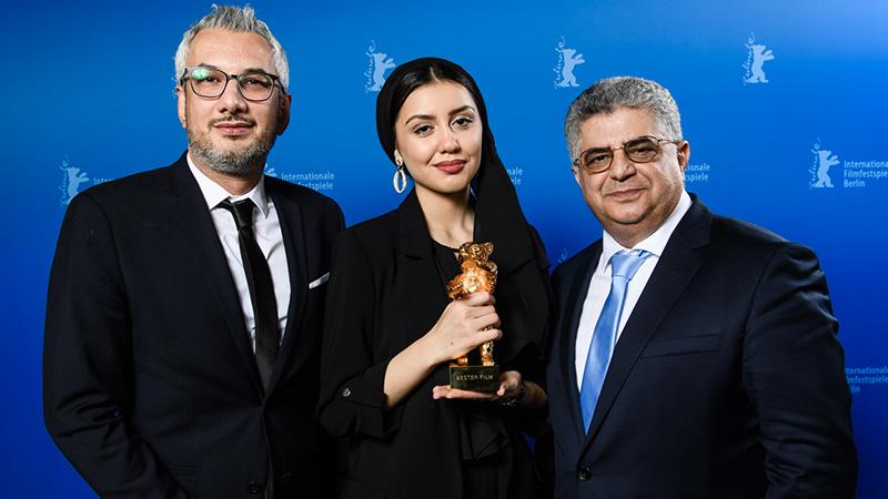 Berlinale 2020: il trionfo italiano e il commovente Orso d'oro per Rasoulof