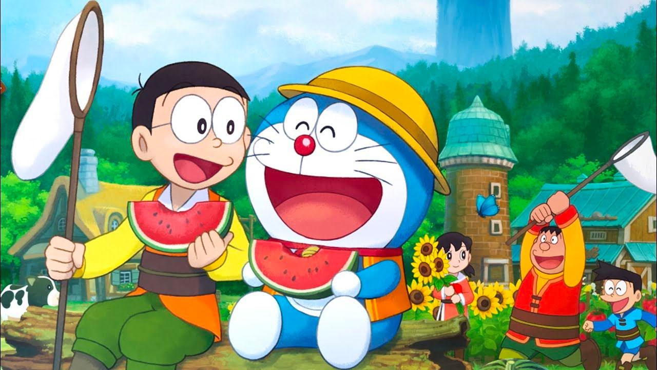Doraemon the Movie: Nobita's New Dinosaur, il trailer