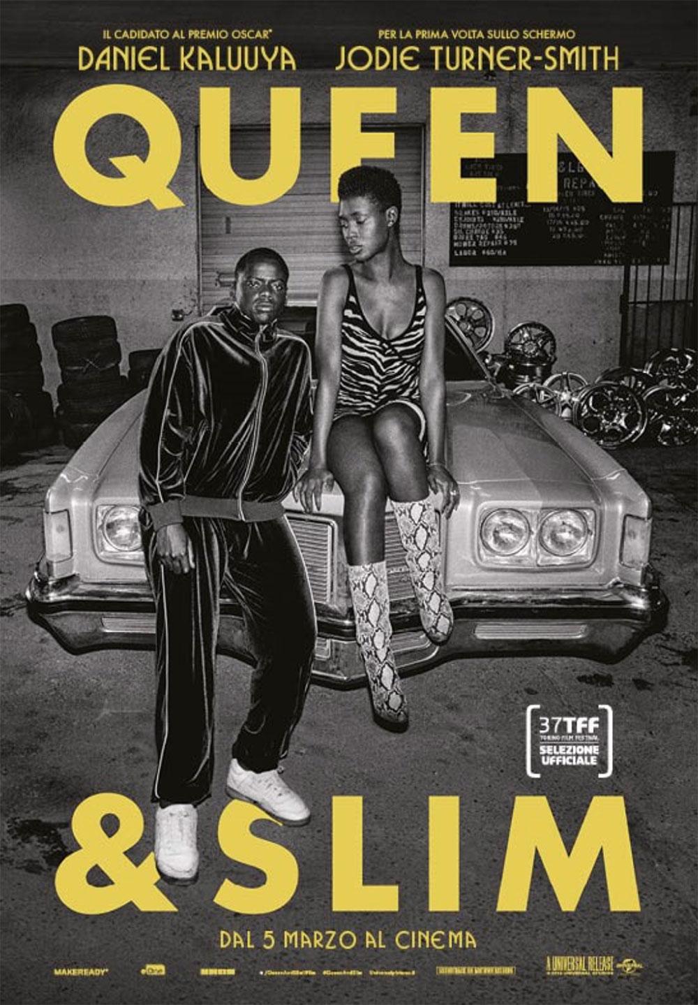 -  Dall'articolo: Queen & Slim, il poster italiano del film.