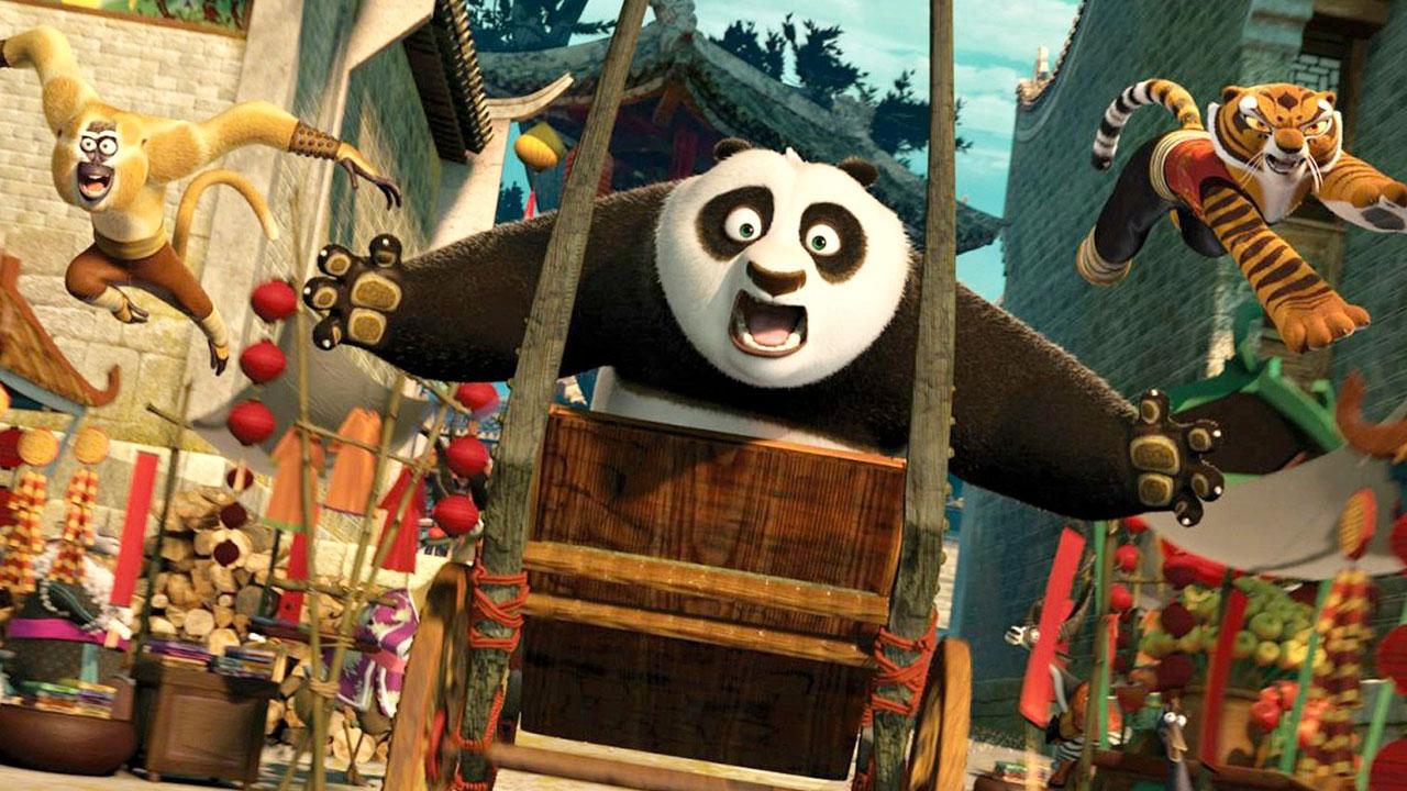 Italia 1 ORE 21.15Kung Fu Panda 2 -  Dall'articolo: Stasera in TV: i film da non perdere di sabato 7 marzo 2020.