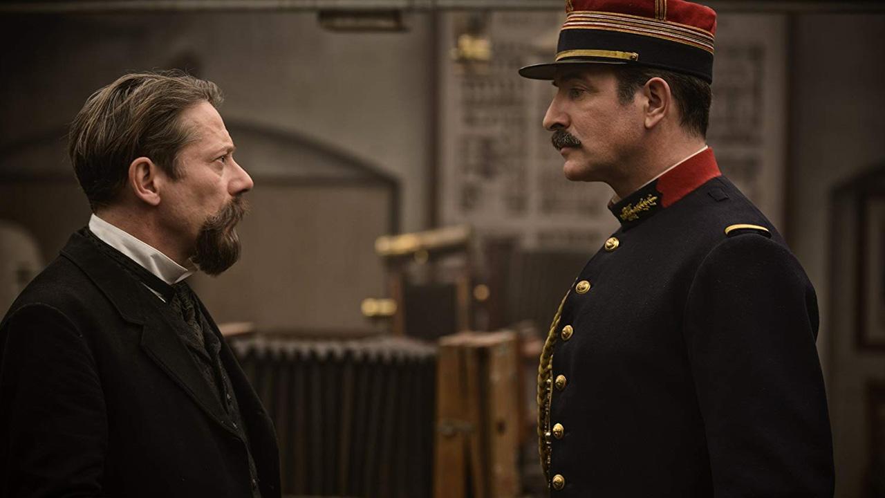 In foto Jean Dujardin (49 anni) Dall'articolo: L'ufficiale e la spia, su IBS il DVD dell'affare Dreyfus raccontato da Polanski.