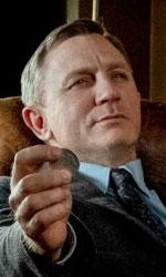 In foto Daniel Craig (53 anni) Dall'articolo: Cena con delitto, su IBS il DVD sul caso di un misterioso omicidio da risolvere.