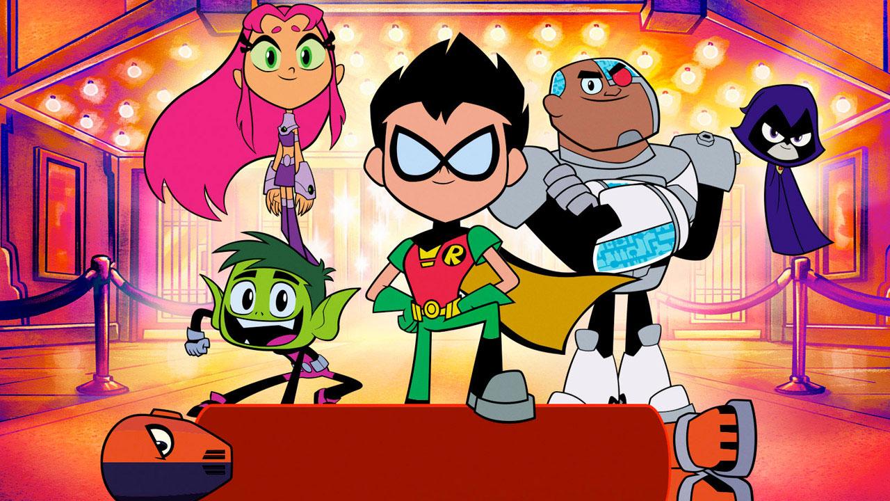 -  Dall'articolo: Teen Titans Go!: un film che intrattiene, diverte, e... Insegna.
