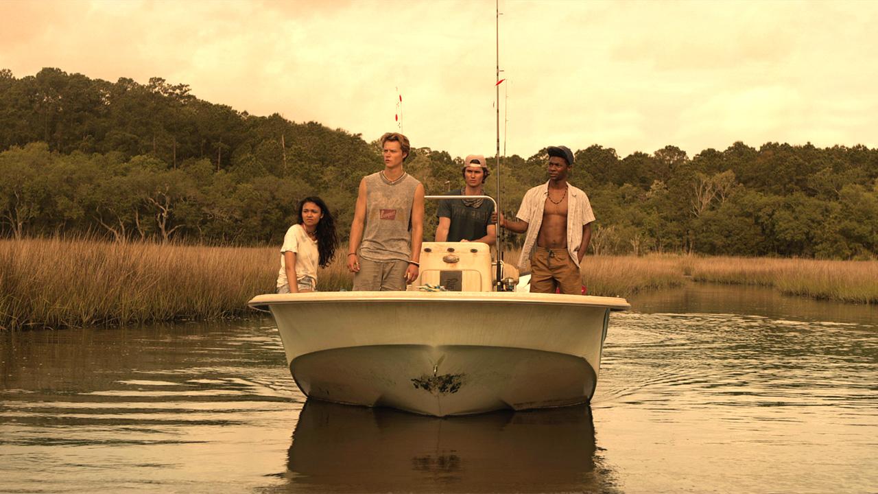 Outer Banks, una caccia al tesoro in uno scenario da sogno