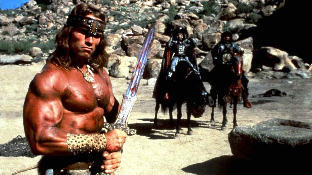 In foto Arnold Schwarzenegger (74 anni) Dall'articolo: Stasera in TV: i film da non perdere di sabato 18 aprile 2020.