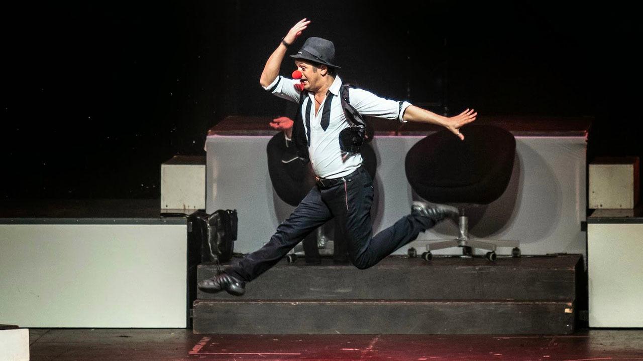 Manuel Frattini: giù il cappello. Una serata per omaggiare il talento di un grande artista