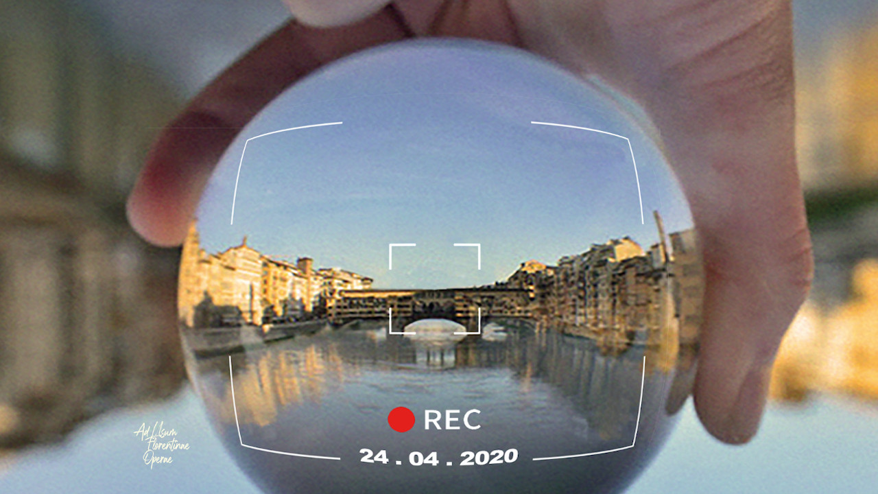 Firenze sotto vetro, il social film di Benedetti e Micali