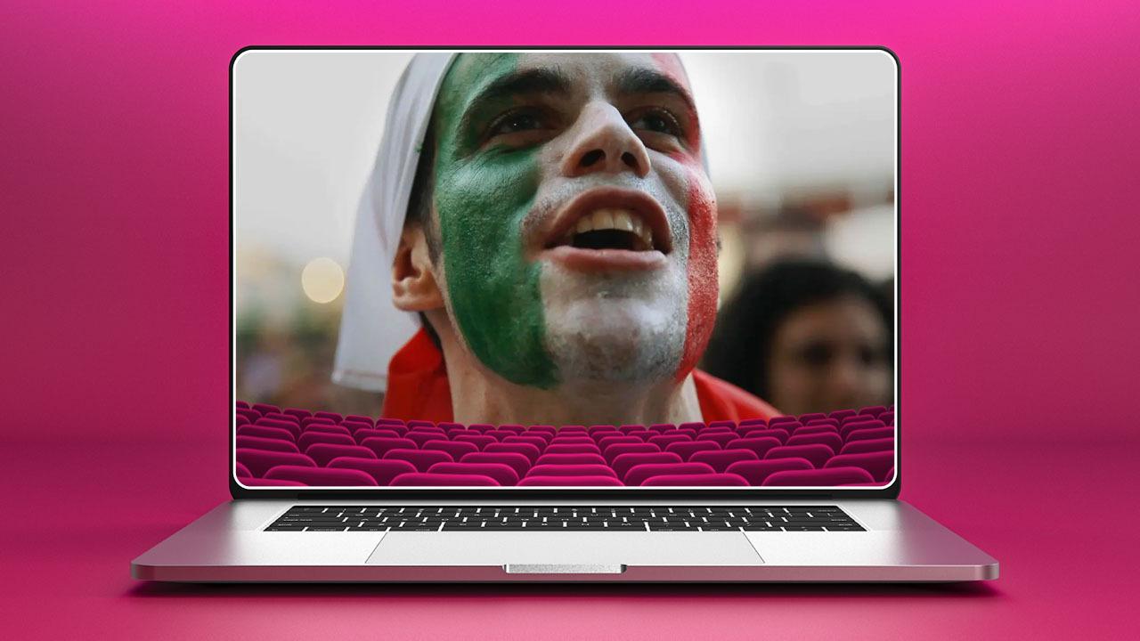#iorestoacasa: stasera Sta per piovere al cinema online