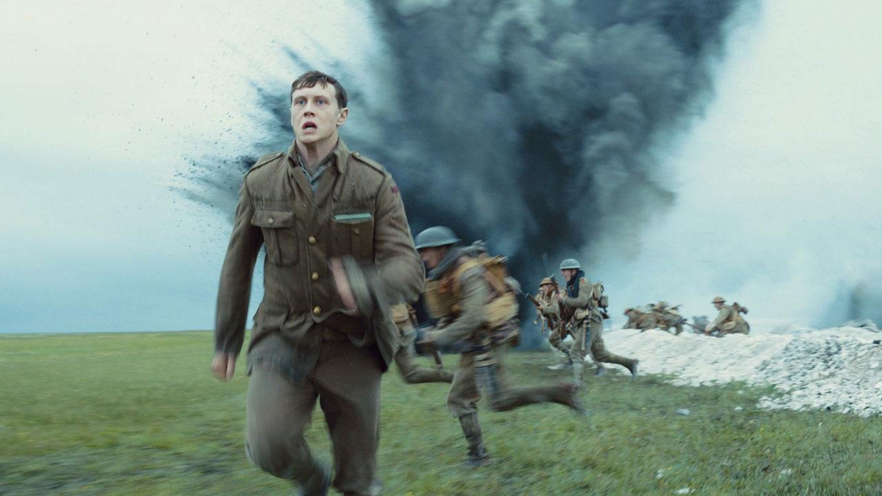 In foto George MacKay (29 anni) Dall'articolo: 1917, su IBS il dvd della pluripremiata opera di Sam Mendes.