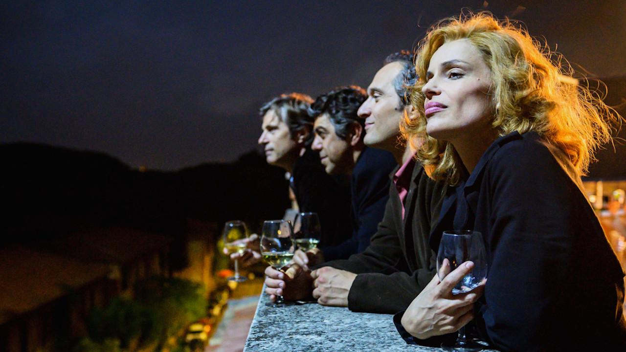 In foto Claudio Santamaria (47 anni) Dall'articolo: Gli anni più belli segna il 'record' post lockdown con 18mila euro.