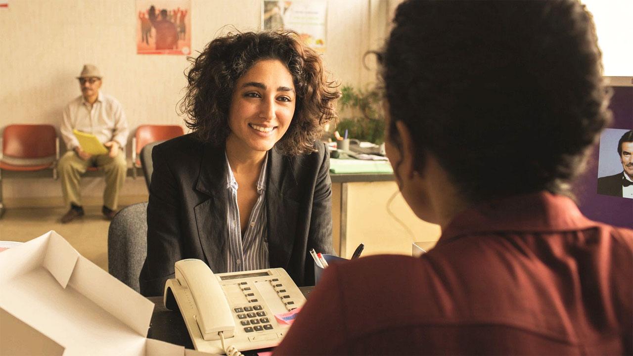 In foto Golshifteh Farahani (38 anni) Dall'articolo: Cambio in vetta: Un divano a Tunisi è il nuovo leader del box office italiano.