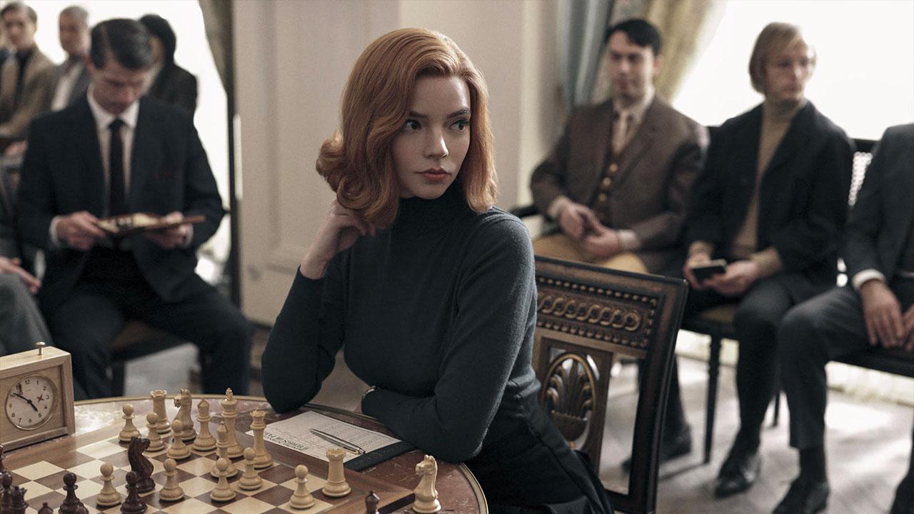 La regina degli scacchi, da venerdì 23 ottobre su Netflix ...
