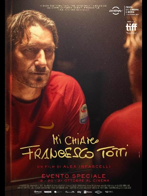Cinema : Totti, ecco le prime immagini del film - MYmovies.it
