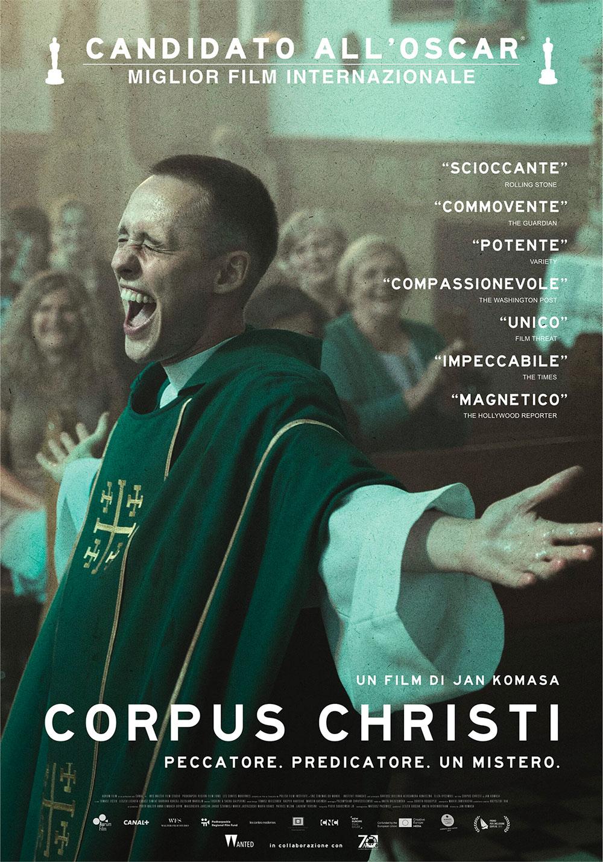 -  Dall'articolo: Corpus Christi, il poster italiano del film.