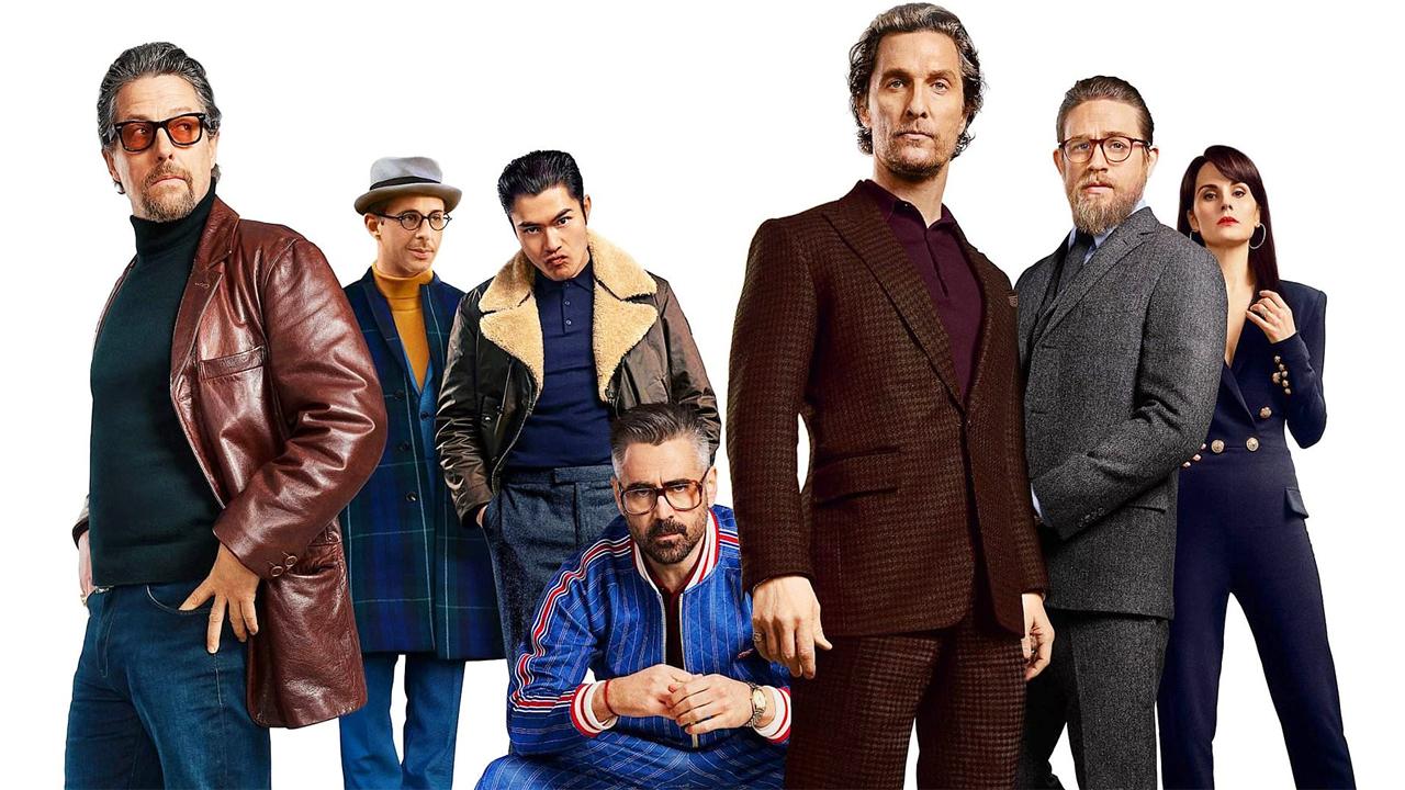 The Gentlemen, un gangster movie adrenalitico e figlio degli anni '90
