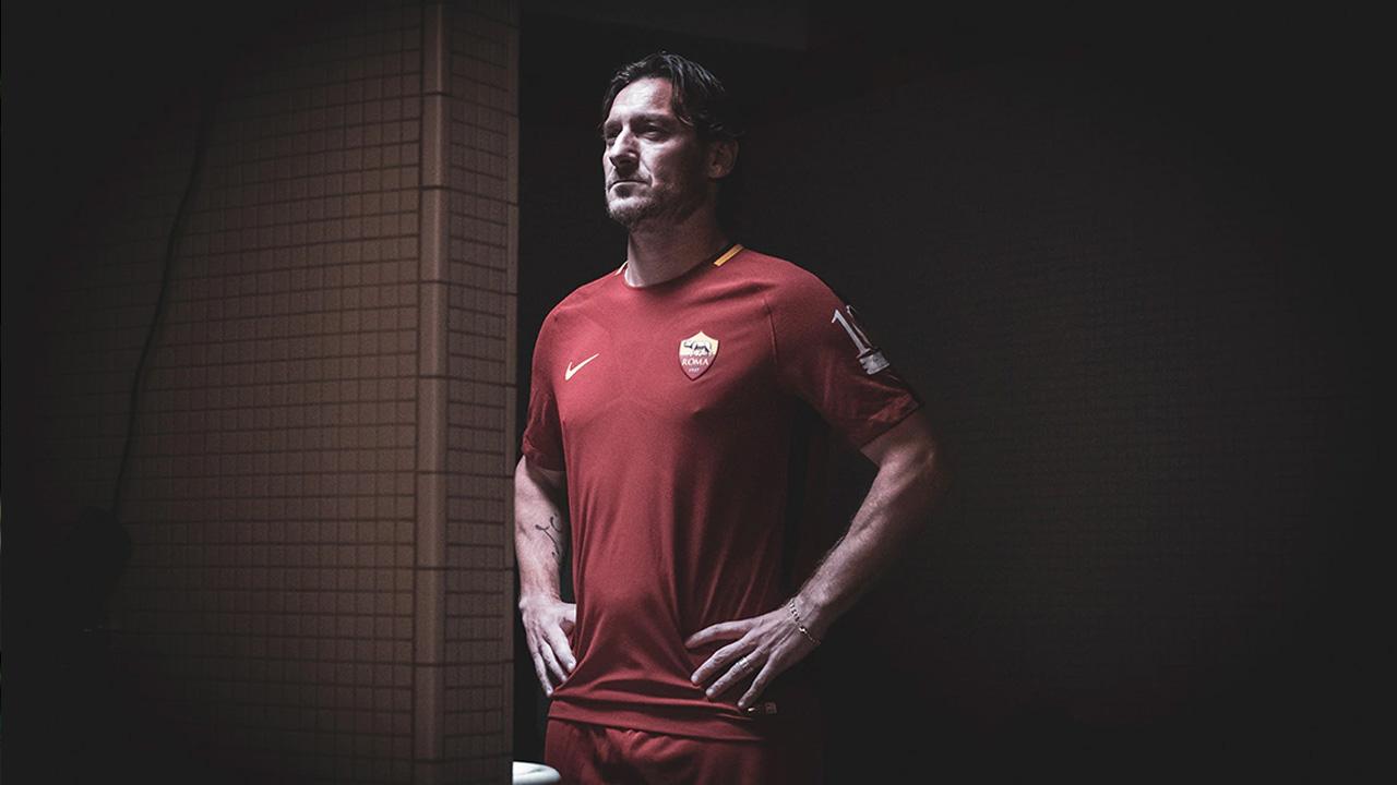 Mi chiamo Francesco Totti, su IBS il dvd del documentario dedicato al Pupone