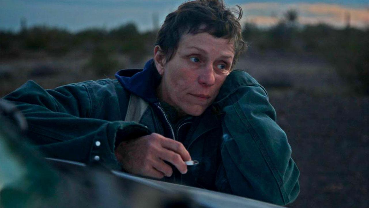 In foto Frances McDormand (64 anni) Dall'articolo: Nomadland, il nuovo trailer del film [HD].
