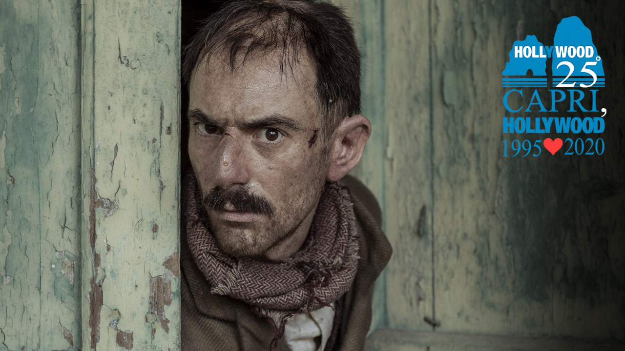 In foto Elio Germano (41 anni) Dall'articolo: Capri, Hollywood su MYmovies, i film di martedì 29 dicembre.
