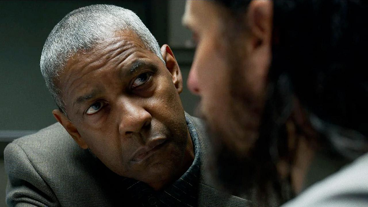 In foto Denzel Washington (67 anni) Dall'articolo: Fino all'ultimo indizio, un poliziesco dall'animo nerissimo.