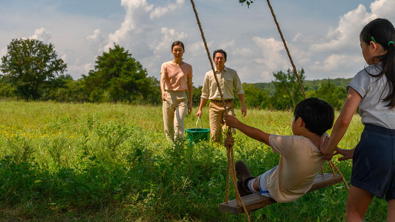 -  Dall'articolo: Minari, il trailer italiano del film [HD].