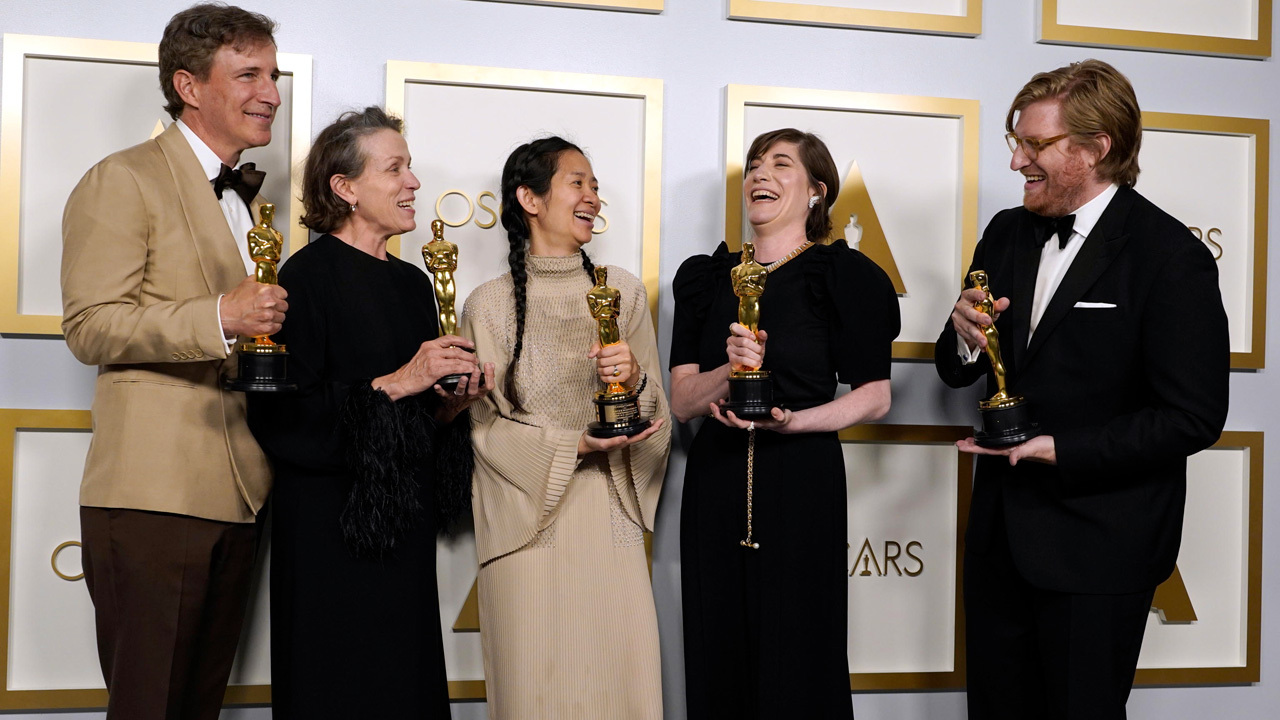 Oscar 2021, è il trionfo di Nomadland - Tutti i vincitori
