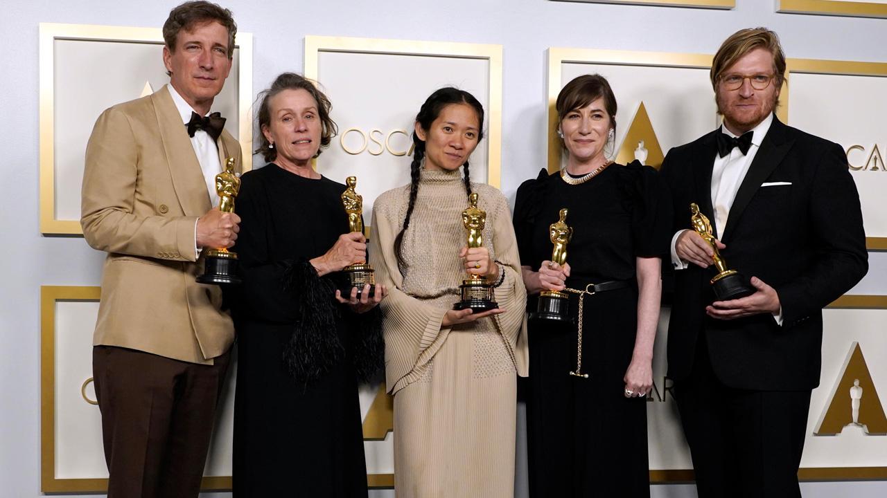 Oscar 2021, Nomadland è il Miglior Film