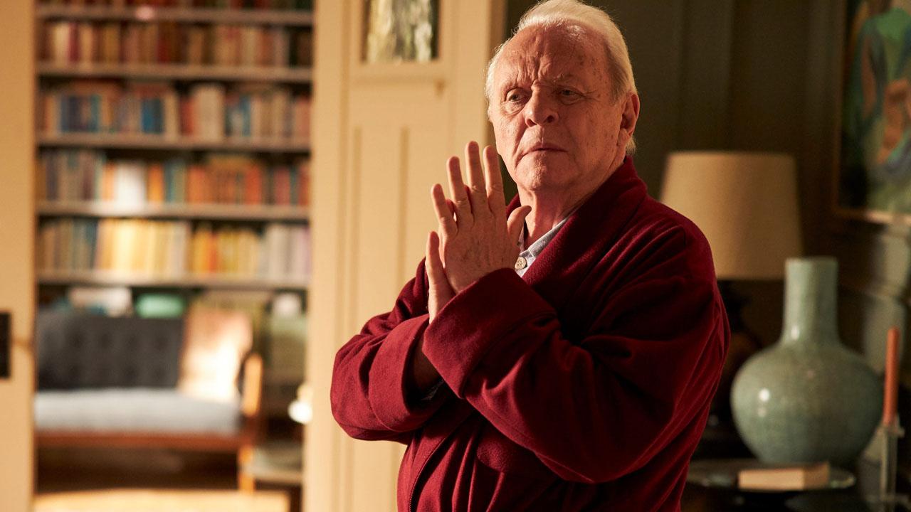 Oscar 2021, Anthony Hopkins vince il premio come Miglior Attore per The Father - Nulla è come sembra