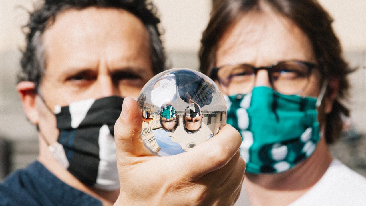 Firenze sotto vetro, il social film su una città cristallizzata dal lockdown