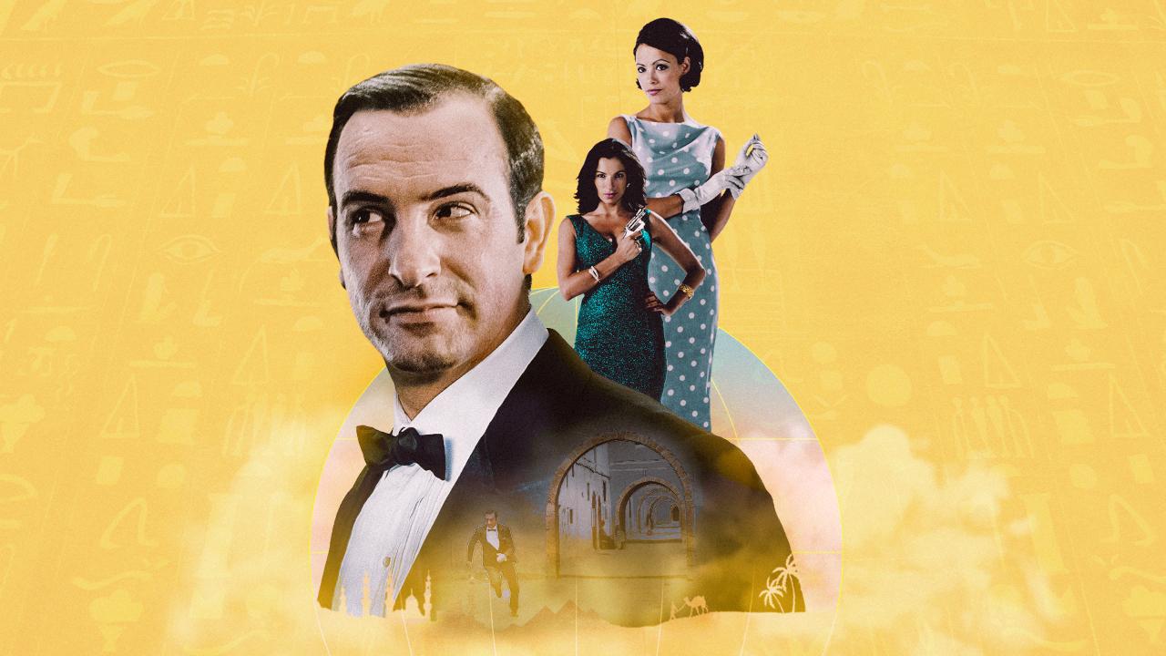 Agente Speciale 117 - Missione Cairo, il trailer e il poster italiano del film [HD]