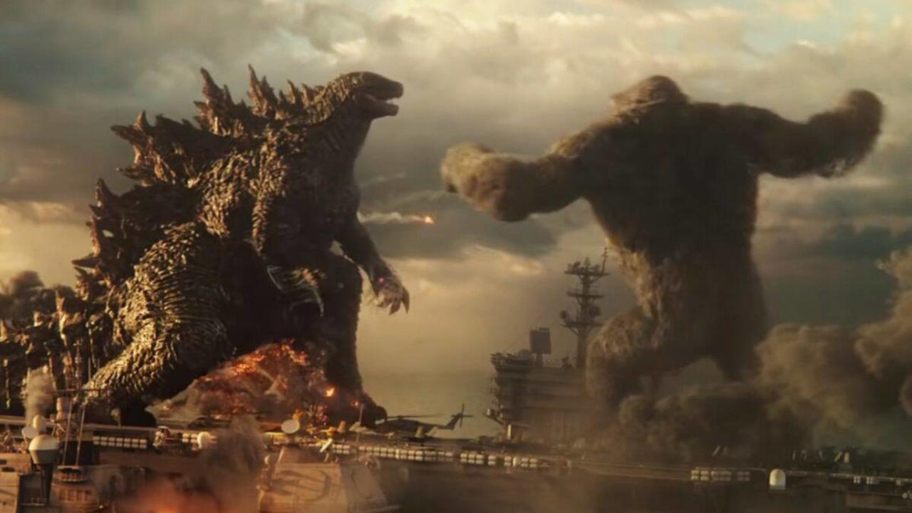 Godzilla vs Kong, su IBS il dvd del faccia a faccia tra due icone dell'avventura epica