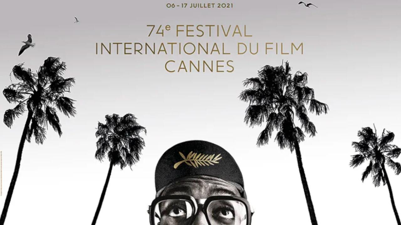 Cannes 2021, Spike Lee protagonista del poster della 74.ma edizione