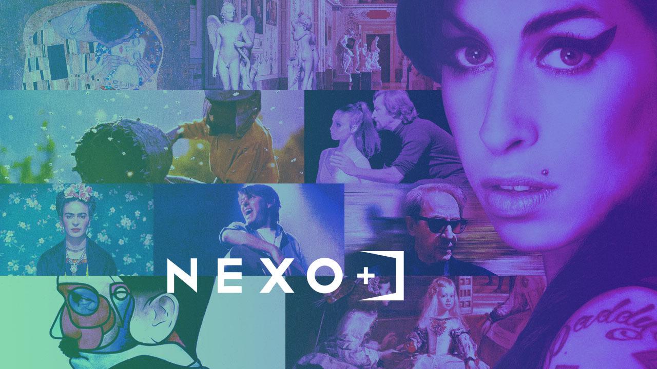Nexo + è anche su MYmovies, per il tuo tempo libero di qualità