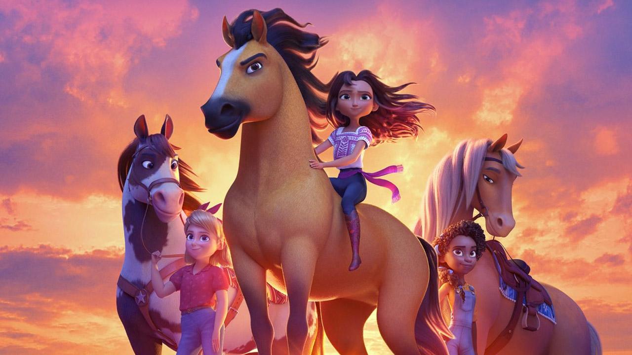 Spirit - Il ribelle raddoppia gli incassi e sale in testa al box office