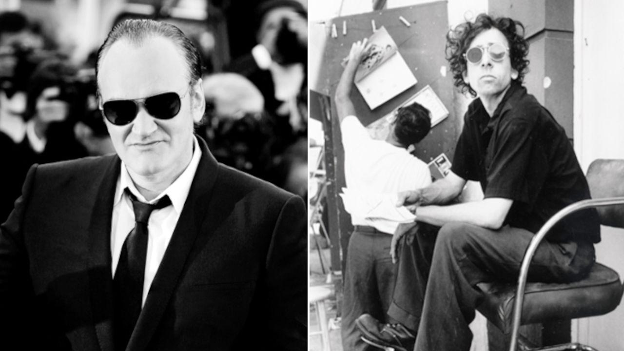Festa del Cinema di Roma 2021, premio alla carriera a Tim Burton e Quentin Tarantino
