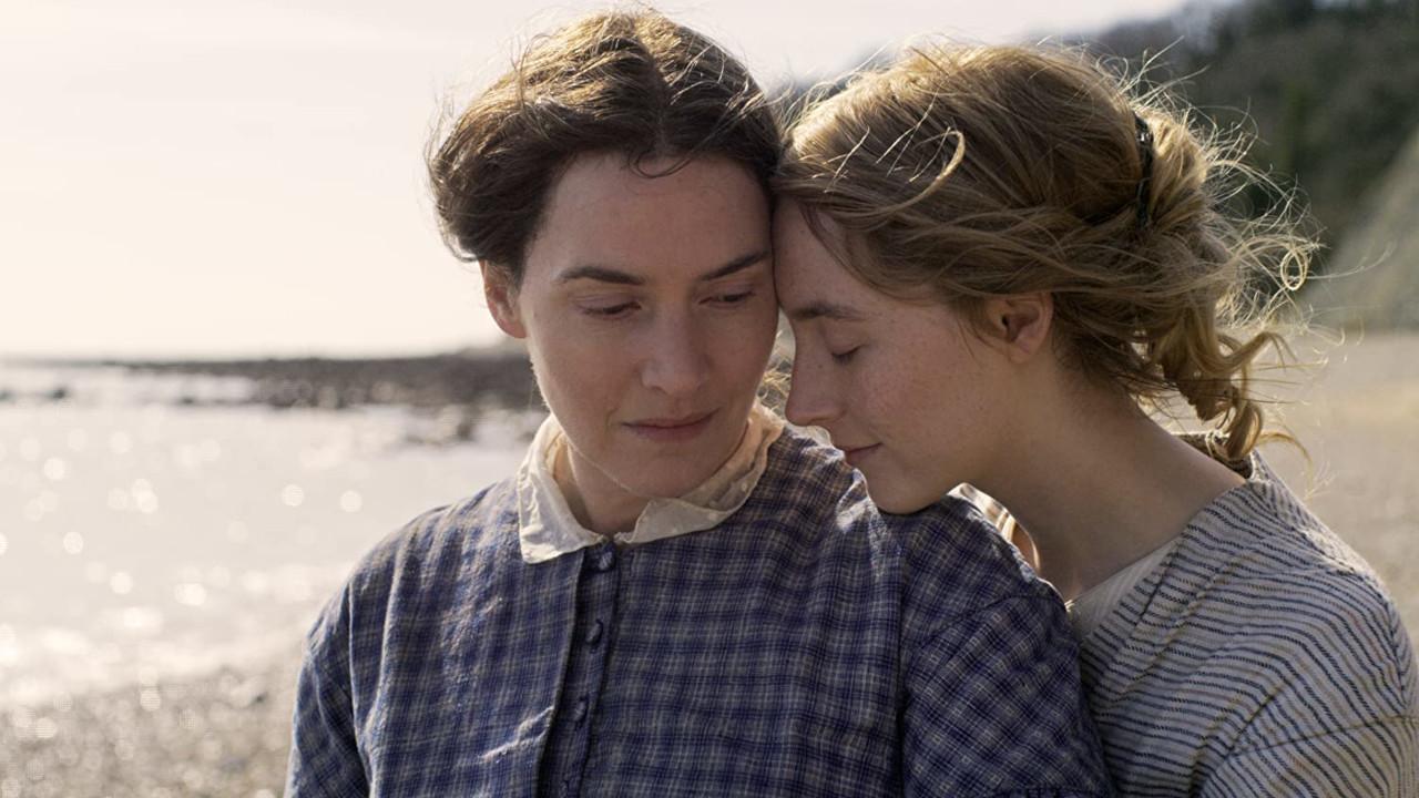Ammonite, su IBS il dvd del film con Kate Winslet e Saoirse Ronan