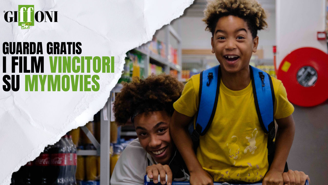 Giffoni50Plus, i film vincitori tornano in streaming su MYmovies