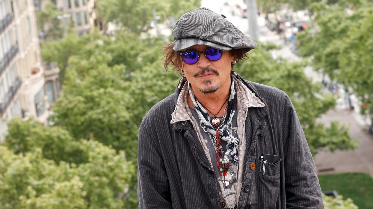 Johnny Depp sarà ospite ad Alice nella Città