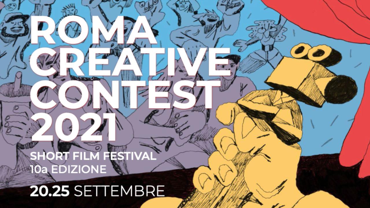 Roma Creative Contest, la competizione di corti è ora in streaming su MYmovies